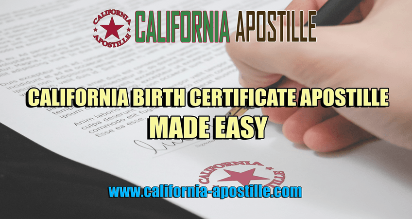 The ultimate guide for getting birth certificate apostilled in the ultimate guide for getting birth certificate apostilled in california part 1 yadclub Choice Image