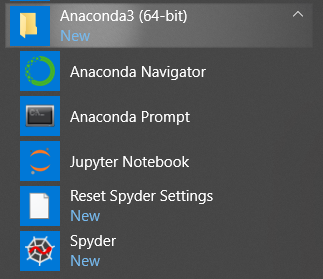 install anaconda command line windows