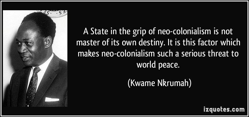 The Scourge Of Neocolonialism In The Middle East Abe Collier Medium