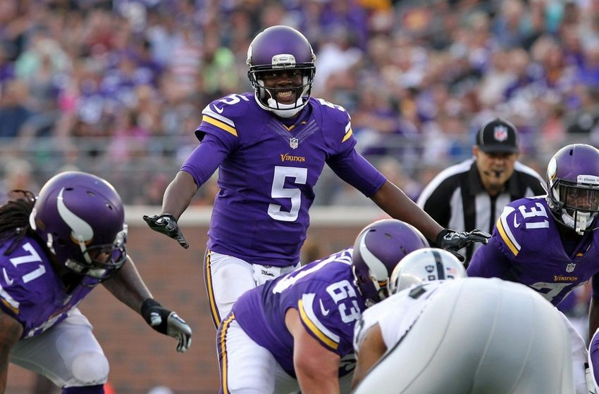 The Top 10 Fictional Quarterbacks to Replace Teddy Bridgewater 815087631