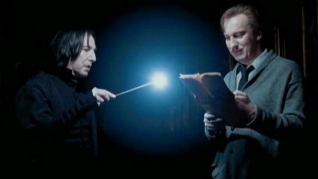Sexy Snape In Love Five Secondary Characters Who Dominate Harry