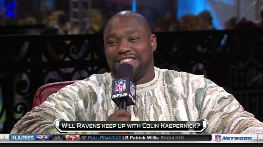 Warren Sapp ulgy sweater