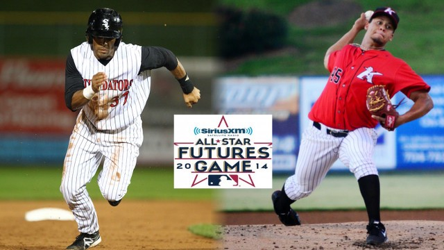 Futures Game Micah Johnson Francellis Montas
