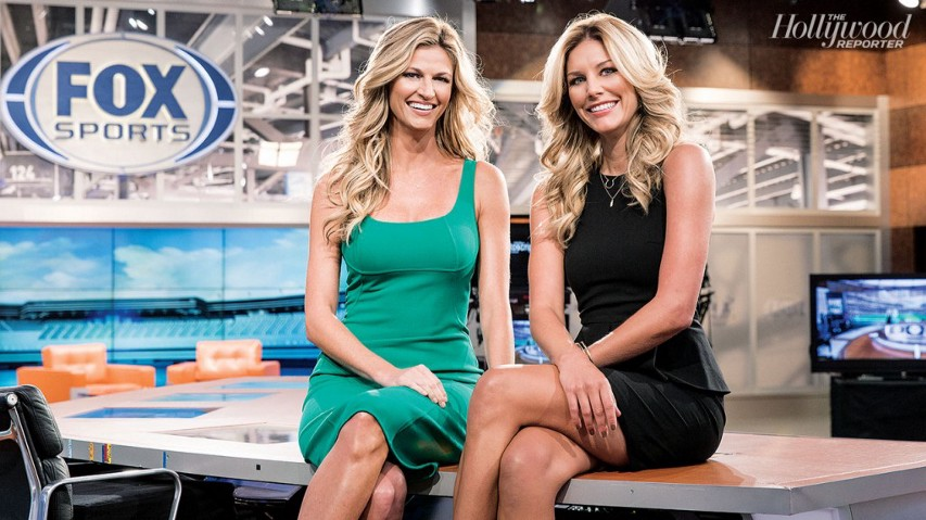 Erin Andrews and Charissa Thompson