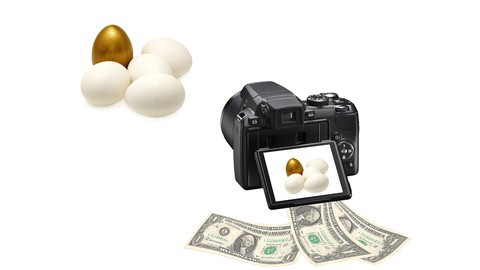 Udemy - Sell Photos Online: Stock Photography Earn USD 200k per Year