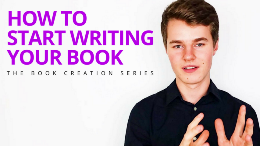 how do i begin writing a book Learn more about how to write a book for beginners here: http://www 24hourbookcom in this video stefan talks and answers a question he gets a lot which is h after you have the bases of your story, start, events and end, you can start writing around this idea i find this a good way to stay on course.