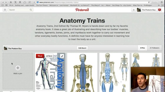 Get Onboard With Anatomy Trains Thepostureguy