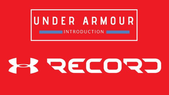 how to use under armour record