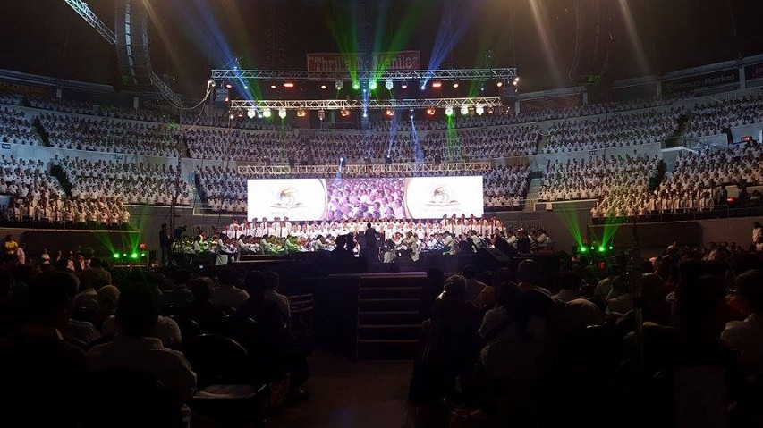 35th anniversary ang dating daan live broadcast 4