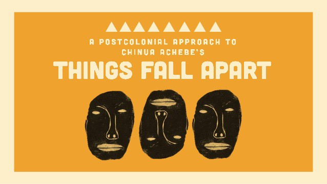 things fall apart and okonkwo a Things fall apart is the first of three novels in chinua achebe's critically  told through the fictional experiences of okonkwo,  things might have come out.