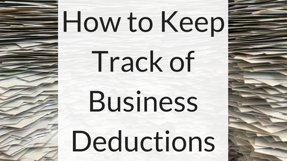 how to keep track of business deductions douglas labrozzi medium