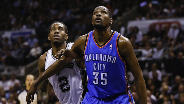 cfe0d607ca9c Kevin Durant vs. Kawhi Leonard  Matching Personalities With Employee  Development Paths