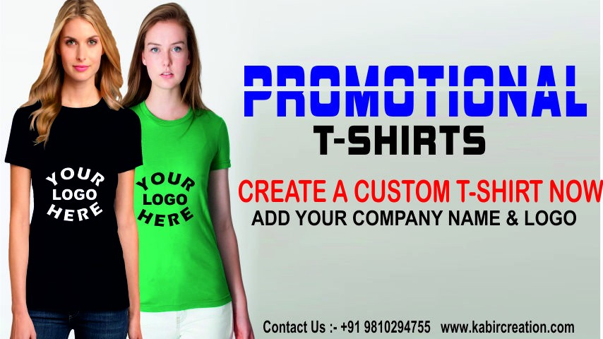 Promotional T Shirts The Perfect Option To Advertise Your Business