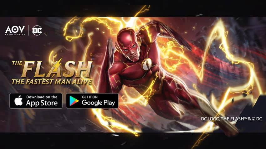 Arena Of Valor Aov Tencents Mobile Massive Online Battle Arena Moba Formally Completes Its Detective Comics Dc Character Line Up With The