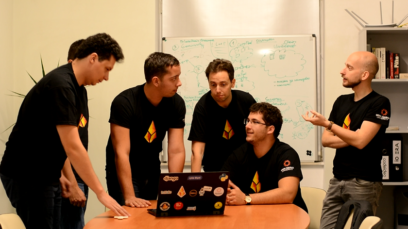 2018 Flash Interview with the OS.UNIVERSITY team