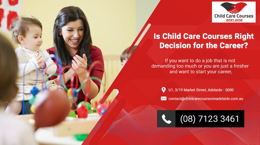 career in childcare Childcare workers care for children when parents and other family members are unavailable they care for children's basic needs, such as bathing and feeding.