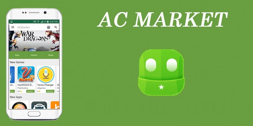 Image result for acmarket apk download