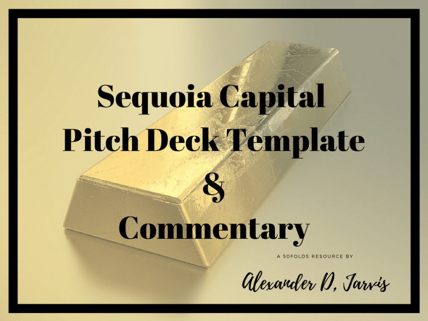 Sequoia Capital Pitch Deck Template Alexander Jarvis Medium - Sequoia capital pitch deck template