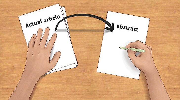 abstract and summary