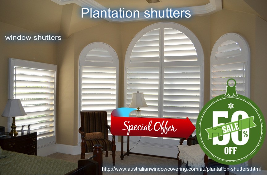 Top Reasons To Install Plantation Shutters