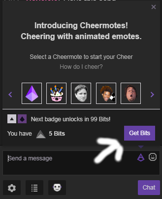 how to get free bits on twitch 2017
