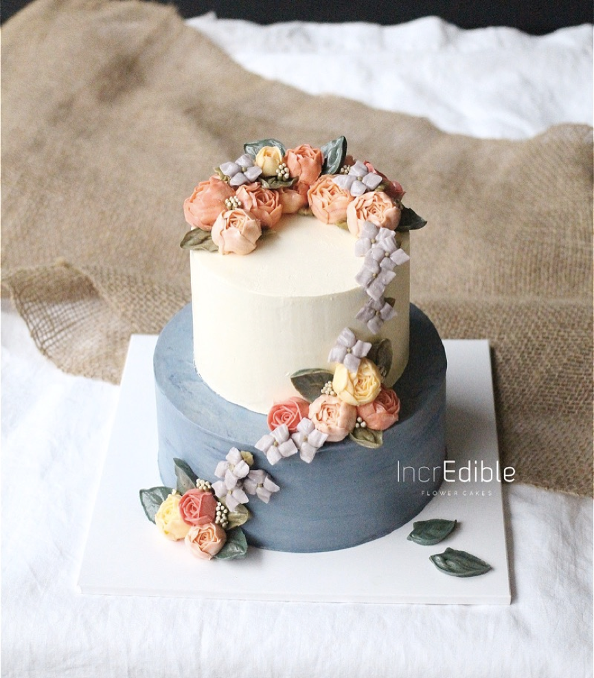 The Perfect Birthday Cake for Her getFoodi