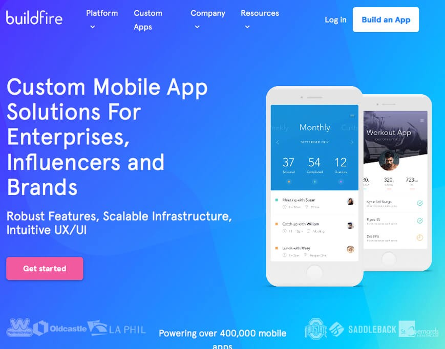 The 15 Best App Makers to Build Your Own Mobile App in 2019 - By