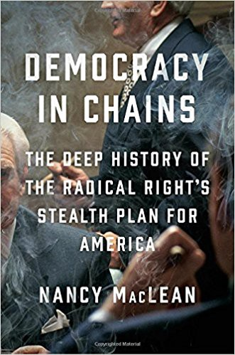 Interview Essay Paper Nancy Macleans Book Democracy In Chains Describes Nobel Laureate James  Buchanan As A Shill For The Koch Brothers Who Worked To Advance A Farright  Agenda  Essay On Myself In English also Narrative Essay Topics For High School Nancy Maclean Owes Tyler Cowen An Apology  Russ Roberts  Medium Essays For High School Students To Read