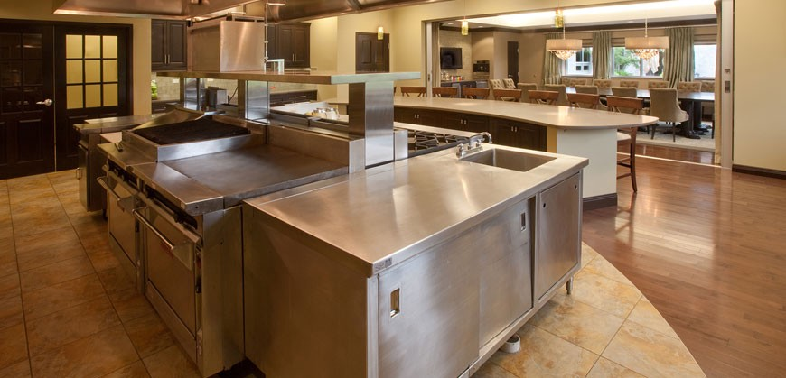 ... Modular Kitchens Through Which There Are Different Varieties Of Food  Processing Being Ensured. Our Commercial Kitchens Are Being Inspected And  Licensed ...