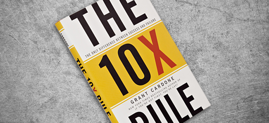 THE 10X RULE EBOOK