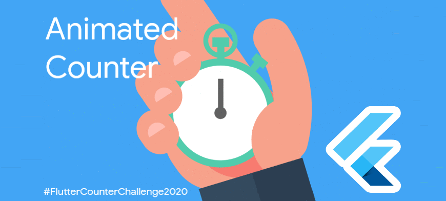 Throwback to Flutter Counter Challenge 2020