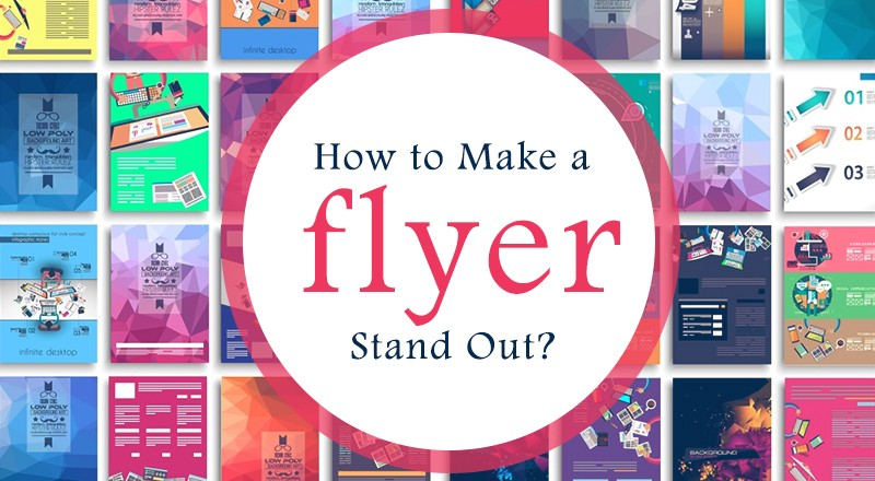 how to make a flyer stand out rubyprint medium