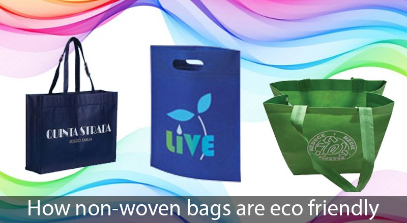 How Non Woven Bags Are Eco Friendly