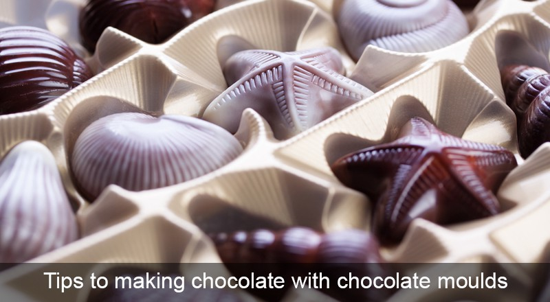 Chocolate Cup Cake Moulds