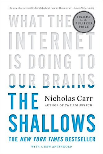 If Genes Dont Turn Off Brains Wiring >> The Shallows What The Internet Is Doing To Our Brains