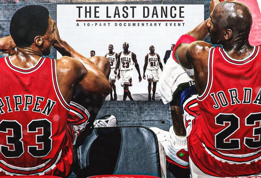 Do you think that The Last Dance that mention Michael Jordan is an innocent documentary ?