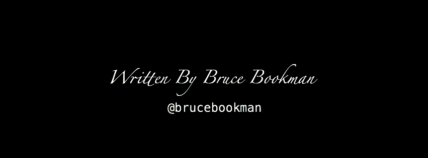 written by bruce bookman