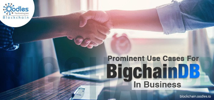 Use Cases For BigchainDB In Business - 0*RCE7IjwJPuHZsRSK