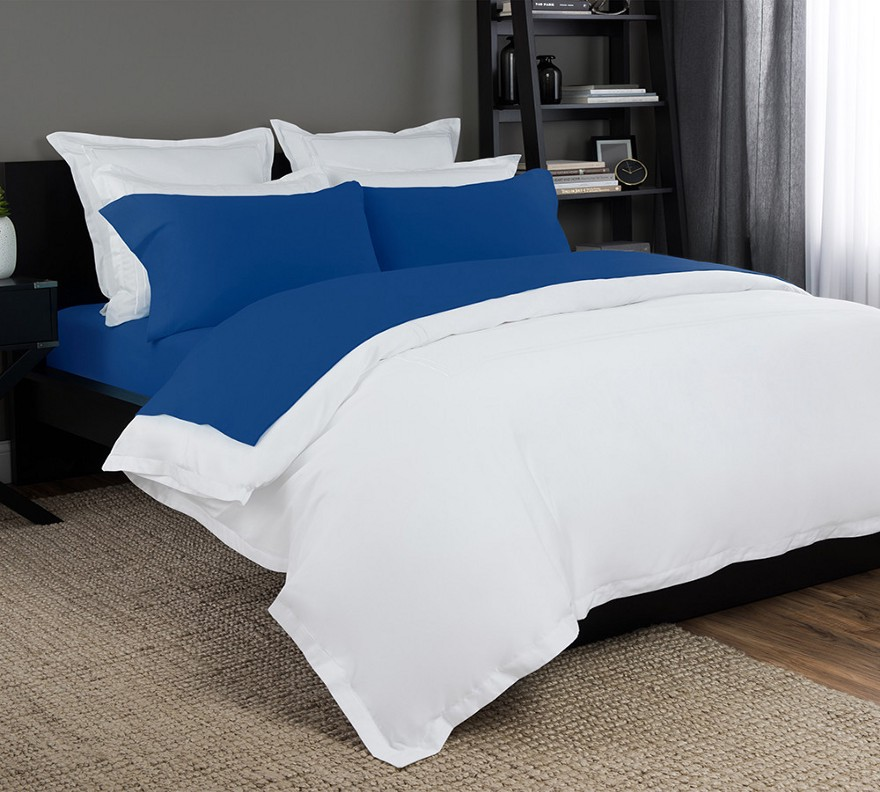 Luxury Modal Cotton Jersey Knit Sheet Set