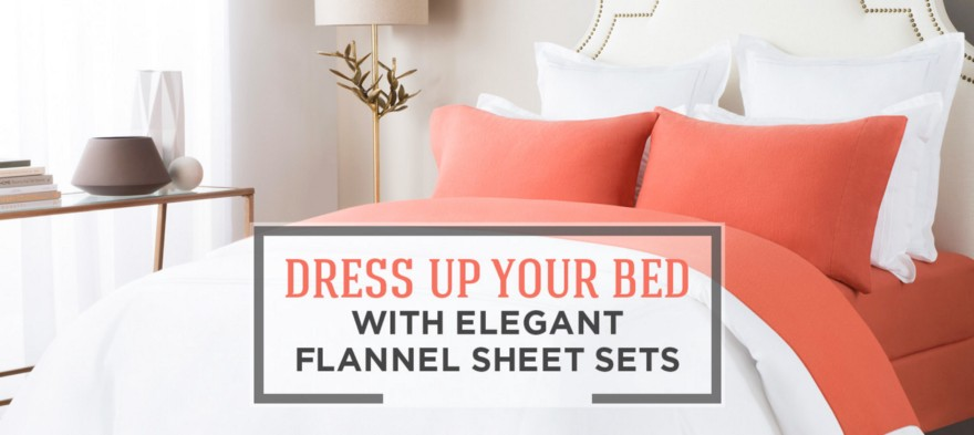 Stay warm in the best Flannel sheet sets