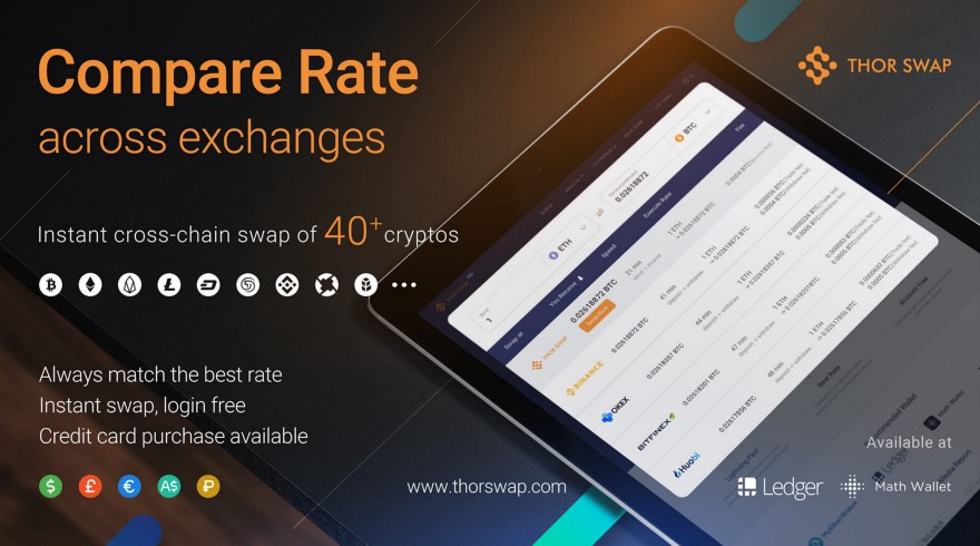 cryptocurrency exchange best rate