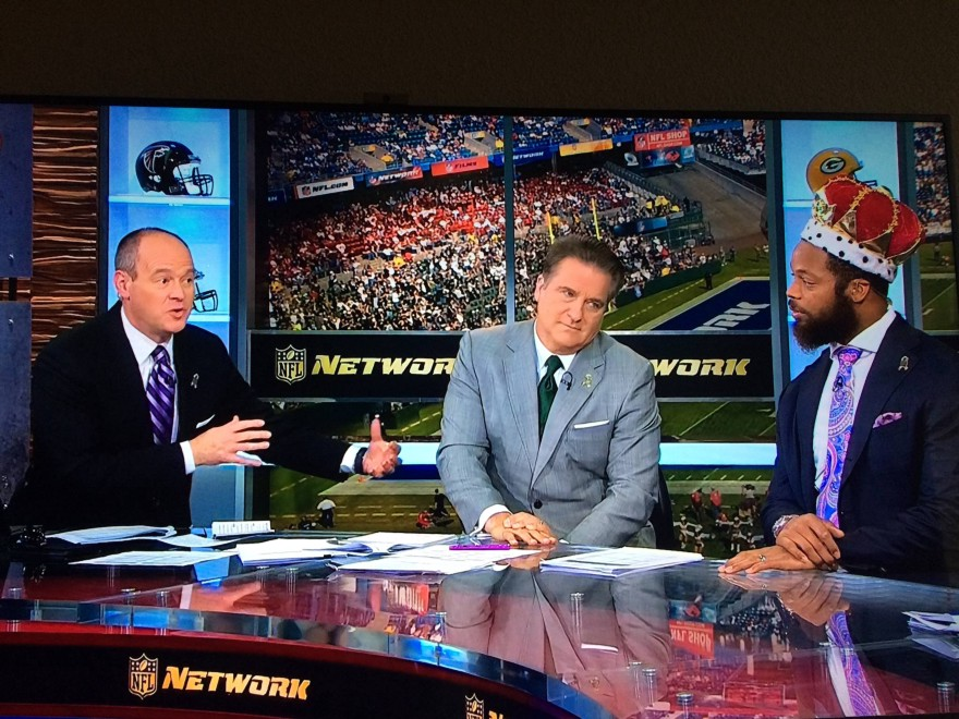 Seattle Seahawks, Michael Bennett, NFL Network