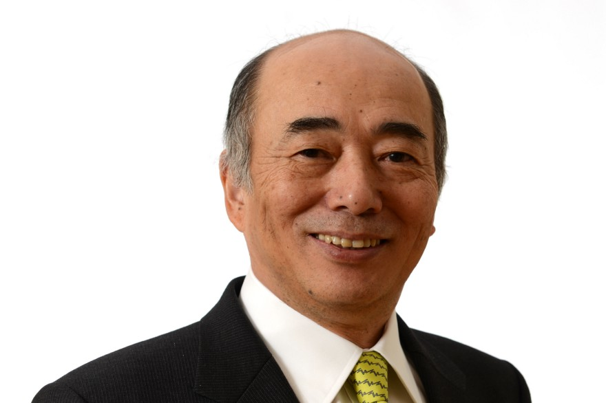 His Excellency Kenichiro Sasae, 42nd Ambassador of Japan to the United States (Photo courtesy of the Embassy ofJapan.)