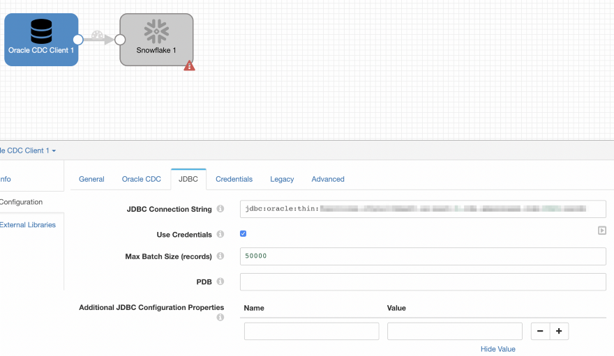 Data Collecting for Snowflake Using StreamSets Data Collector