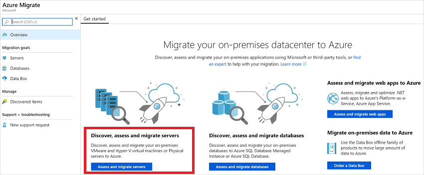 assess-migrate (picture source: Microsoft)