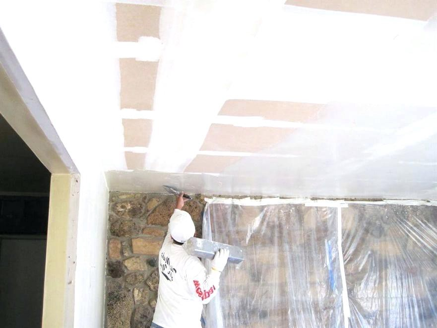 How To Identify And Remove Asbestos Ceiling Tiles Mrs Healthy Medium
