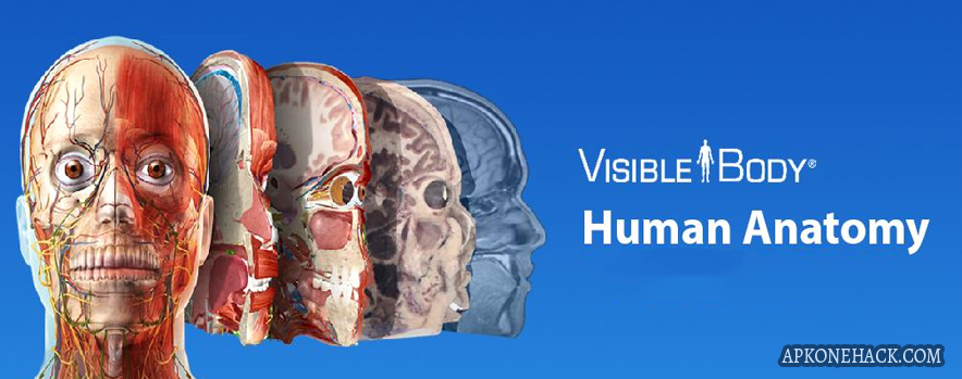 Human Anatomy Atlas 2019 Apk Obb Data Unlocked V2019030