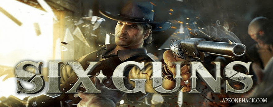 Download Latest Version Of Six Guns Gang Showdown Mod Apk Obb Data Unlimited Money E For Android From Apkonewith Direct Link