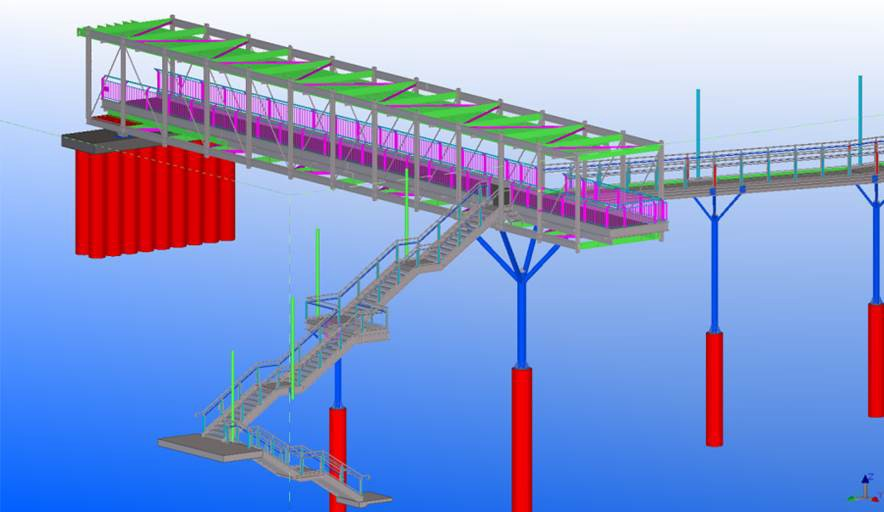 2d Drafting And Detailing : Steel detailing and modeling with tekla to erect steel structures faster