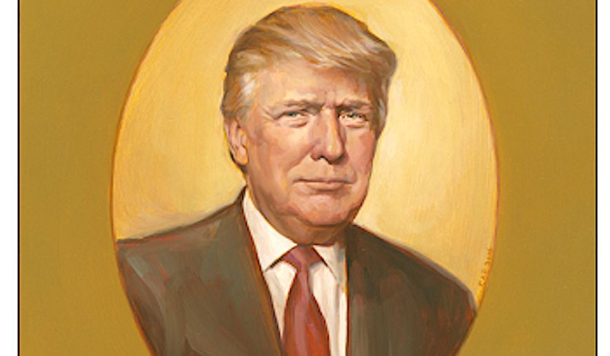 12 noted artists refuse to paint donald trumps official 12 noted artists refuse to paint donald trumps official presidential portrait altavistaventures Image collections